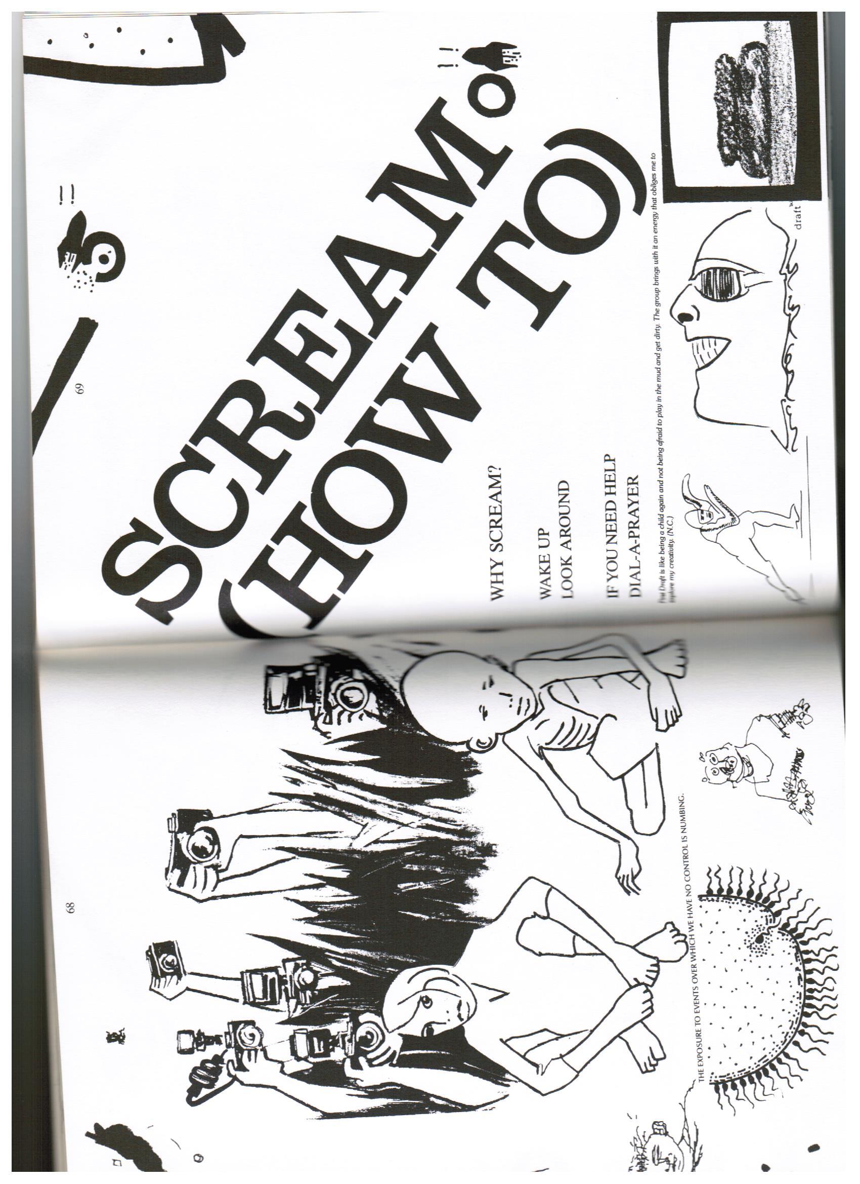 Scream page